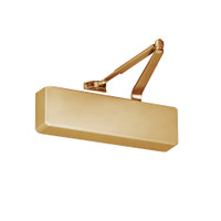 7500-691 Norton 7500 Series Non-Hold Open Institutional Door Closer with Regular Parallel or Top Jamb to 3 inch Reveal in Dull Bronze Finish