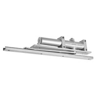7900-689-LH Norton 7900 Series Non-Hold Open Overhead Concealed Closers with Multi-Sized Spring 1-6 in Aluminum Finish