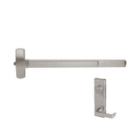 F-25-R-L-DANE-US32D-4-LHR Falcon Exit Device in Satin Stainless Steel