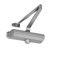 9303BC-689 Norton 9300BC Series Non-Hold Open Light Commercial Door Closers with Regular Arm in Aluminum Finish