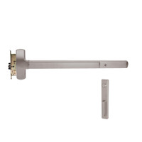 25-M-NL-US28-4-RHR Falcon Exit Device in Anodized Aluminum