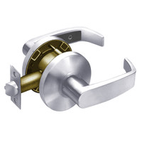 28-65U15-KL-26D Sargent 6500 Series Cylindrical Passage Locks with L Lever Design and K Rose in Satin Chrome