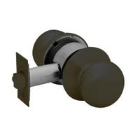 28-6U15-BS-10B Sargent 6 Line Series Knob Passage Locks with S Knob Design and B Rose in Oxidized Dull Bronze