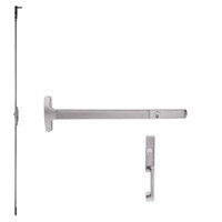CD24-C-NL-US28-2-LHR Falcon Exit Device in Anodized Aluminum