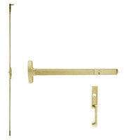 CD24-C-NL-US4-2-RHR Falcon Exit Device in Satin Brass