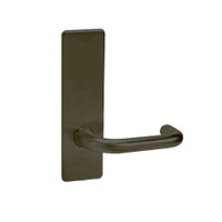 ML2060-LWM-613 Corbin Russwin ML2000 Series Mortise Privacy Locksets with Lustra Lever in Oil Rubbed Bronze