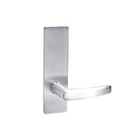 ML2060-ASM-625 Corbin Russwin ML2000 Series Mortise Privacy Locksets with Armstrong Lever in Bright Chrome