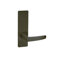 ML2050-ASM-613 Corbin Russwin ML2000 Series Mortise Half Dummy Locksets with Armstrong Lever in Oil Rubbed Bronze
