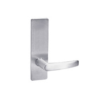ML2050-ASM-626 Corbin Russwin ML2000 Series Mortise Half Dummy Locksets with Armstrong Lever in Satin Chrome