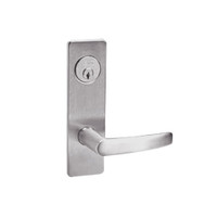 ML2068-ASM-630 Corbin Russwin ML2000 Series Mortise Privacy or Apartment Locksets with Armstrong Lever in Satin Stainless