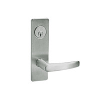 ML2067-ASM-619 Corbin Russwin ML2000 Series Mortise Apartment Locksets with Armstrong Lever and Deadbolt in Satin Nickel