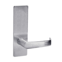 ML2050-NSM-626 Corbin Russwin ML2000 Series Mortise Half Dummy Locksets with Newport Lever in Satin Chrome