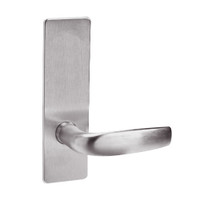 ML2010-CSM-630 Corbin Russwin ML2000 Series Mortise Passage Locksets with Citation Lever in Satin Stainless