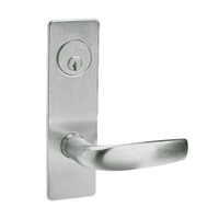 ML2024-CSM-619 Corbin Russwin ML2000 Series Mortise Entrance Locksets with Citation Lever and Deadbolt in Satin Nickel