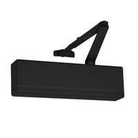 351-O-ED Sargent 351 Series Powerglide Door Closer with Regular Duty Standard Arm in Black Powder Coat