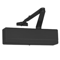 1431-O-ED Sargent 1431 Series Powerglide Door Closer with O Standard Arm in Black Powder Coat