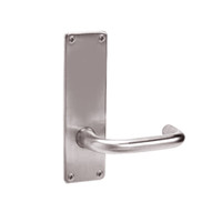 ML2060-LWN-630 Corbin Russwin ML2000 Series Mortise Privacy Locksets with Lustra Lever in Satin Stainless