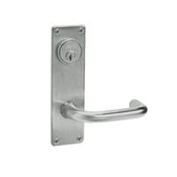 ML2051-LWN-619 Corbin Russwin ML2000 Series Mortise Office Locksets with Lustra Lever in Satin Nickel