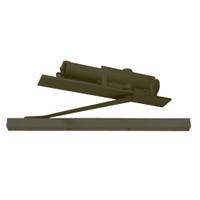 269-OB-EB-RH Sargent 269 Series Concealed Door Closer with Track Arm w/Bumper in Bronze Powder Coat