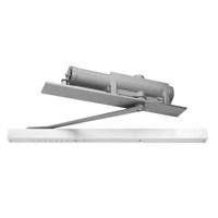 268-CSP-EN-RH Sargent 268 Series Complete Closer Security Package Concealed Door Closer with Track Arm in Aluminum Powder Coat