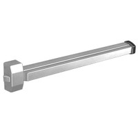 12-2828E-EN Sargent 20 Series Reversible Fire Rated Rim Exit Device in Sprayed Aluminum