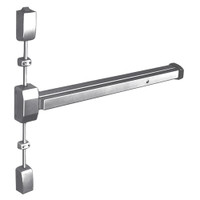 2727G-EN Sargent 20 Series Reversible Vertical Rod Exit Device in Sprayed Aluminum