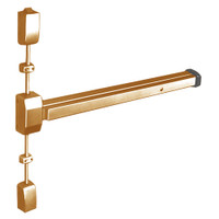 2727G-EP Sargent 20 Series Reversible Vertical Rod Exit Device in Sprayed Satin Bronze