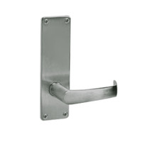 ML2050-NSN-619 Corbin Russwin ML2000 Series Mortise Half Dummy Locksets with Newport Lever in Satin Nickel