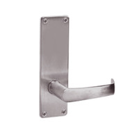 ML2070-NSN-630 Corbin Russwin ML2000 Series Mortise Full Dummy Locksets with Newport Lever in Satin Stainless