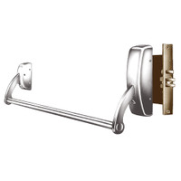9910-LHR-32 Sargent 90 Series Exit Only Mortise Lock Exit Device in Brass