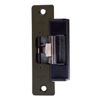 1604L-US10B DynaLock 1600 Series Electric Strike for Low Profile in Oil Rubbed Bronze