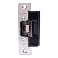 1604L-US32 DynaLock 1600 Series Electric Strike for Low Profile in Bright Stainless Steel