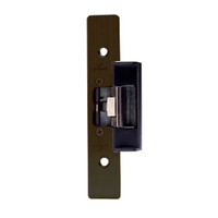 1607L-US10B DynaLock 1600 Series Electric Strike for Low Profile in Oil Rubbed Bronze