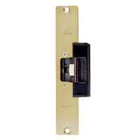 1608S-US4 DynaLock 1600 Series Electric Strike for Standard Profile in Satin Brass