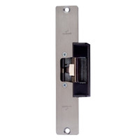 1608L-US32D DynaLock 1600 Series Electric Strike for Low Profile in Satin Stainless Steel