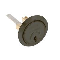 CR3000-200-6-H3-613 Corbin Russwin Conventional Rim Cylinder in Oil Rubbed Bronze Finish