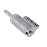 CR2000-033-H1-626 Corbin Russwin Conventional Key in Lever Cylinder in Satin Chrome Finish