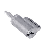 CR2000-038-L2-626 Corbin Russwin Conventional Key in Lever Cylinder in Satin Chrome Finish