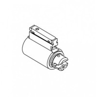 CR2000-052-D3-606 Corbin Russwin Conventional Key in Lever Cylinder in Satin Brass Finish