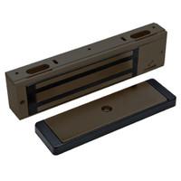 3000TJ30-US10B-HSM DynaLock 3000 Series 1500 LBs Single Electromagnetic Lock for Inswing Door with HSM in Oil Rubbed Bronze