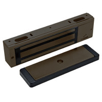 3000TJ30-US10B-VOP DynaLock 3000 Series 1500 LBs Single Electromagnetic Lock for Inswing Door with Value Option Package in Oil Rubbed Bronze