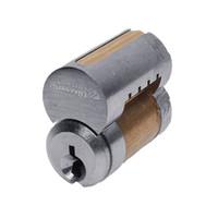 CR8000-7-59A2-626 Corbin 8000 Series 7 Pin Interchangeable Core in Satin Chrome Finish