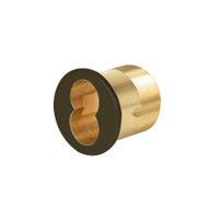 CR1070-138-A03-6-613 Corbin Mortise Interchangeable Core Housing with Adams Rite MS Cam in Oil Rubbed Bronze Finish