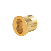 CR1070-138-A04-6-612 Corbin Mortise Interchangeable Core Housing with DL4000 Deadlock Cam in Satin Bronze Finish