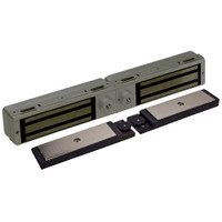 3121C-CHGO-US10B DynaLock 3101C Series Delay Egress Electromagnetic Lock for Double Outswing Door with CHGO in Oil Rubbed Bronze