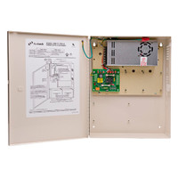 5600-24-FAC-KLC DynaLock Multi Zone Heavy Duty 24 VDC Power Supply with Fire Alarm Module and Key Locked Cover