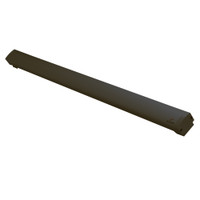 6451-48-TSB-US10B DynaLock 6451 Series Exit Sensor Bar for 48 inch Door with Securitron TSB Mounting Pads in Oil Rubbed Bronze