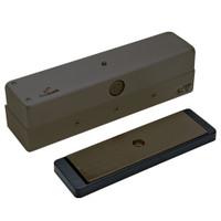 3006-DSM-US10B DynaLock 3006 Series 1500 LBs Single Outswing Free Egress Electromagnetic Lock with DSM in Oil Rubbed Bronze