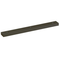 4322-US10B DynaLock 4000 Series Filler Plates for Double Maglocks in Oil Rubbed Bronze