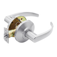 7KC30N14DSTK625 Best 7KC Series Passage Medium Duty Cylindrical Lever Locks with Curved Return Design in Bright Chrome